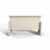 Safco Medina™ Height-Adjustable Straight Front Desk, Textured Sea Salt Laminate