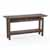 "Safco Sterling Sofa Table, Textured Brown Sugar Laminate, 58""W x 19""D x 30""H"