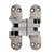 SOS-418US Invisible Hinge, Satin Nickel