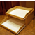 Kitchen Cabinet Stacker Shelves by Rolling Shelves