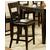 Steve Silver Mango Counter Chair, Espresso Finish