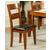 Steve Silver Mango Side Chair, Light Oak Finish