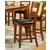 Steve Silver Mango Counter Chair, Light Oak Finish
