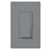 """Task Lighting sempriaLED® Diva Series 300 Watts Electronic Low Voltage Slide Dimmer in Grey, 2-15/16"""" W x 1-5/16"""" D x 4-11/16"""" H"""