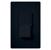 "Task Lighting sempriaLED® Diva Series 600 Watts Magnetic Low Voltage Slide Dimmer in Black, 2-15/16""W x 1-5/16""D x 4-11/16""H"