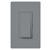 "Task Lighting sempriaLED® Diva Series 600 Watts Magnetic Low Voltage Slide Dimmer in Grey, 2-15/16""W x 1-5/16""D x 4-11/16""H"