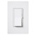 """Task Lighting sempriaLED® Diva Series 600 Watts Magnetic Low Voltage Slide Dimmer in White, 2-15/16""""W x 1-5/16""""D x 4-11/16""""H"""