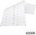 "Task Lighting illumaLED™ LED Sheet Light Series Flexible LED Sheet Light, Pure White 6000K, 24"" W x 9"" D"