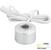"Task Lighting Round Mini Series 1-3/16"" Diameter Brushed Aluminum Puck Light with Frosted, Light Diffusing Lens, Soft White 3000K, 1-3/16"" Diameter x 7/8"" H"