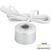 "Task Lighting Round Mini Series 1-3/16"" Diameter Brushed Aluminum Puck Light with Frosted, Light Diffusing Lens, Daylight White 5000K, 1-3/16"" Diameter x 7/8"" H"