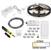 "Task Lighting illumaLED™ Radiance Series 16' Feet Tape Light Uno Wireless Kit, 1-Zone, 1-Area, Medium Light Output, Warm White 2700K, 197"" Length x 5/16""W x 1/16"" H"