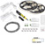 """Task Lighting illumaLED™ Vivid Series 32' Tape Light Duo Wireless Contractor Kit, 2-Zone, 2-Area, High Light Output, Cool White 4000K, 384"""" Length x 5/16""""W x 1/16"""" H"""