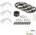 "Task Lighting illumaLED™ Vivid Series 49' Tape Light Quattro Wireless Contractor Kit, 3-Zone, 3-Area, High Light Output, Soft White 3000K, (3) Rolls 197"" Length x 5/16""W x 1/16"" H"