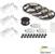 "Task Lighting illumaLED™ Vivid Series 49' Tape Light Quattro Wireless Contractor Kit, 3-Zone, 3-Area, High Light Output, Cool White 4000K, (3) Rolls 197"" Length x 5/16""W x 1/16"" H"