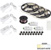 "Task Lighting illumaLED™ Vivid Series 49' Tape Light Quattro Wireless Contractor Kit, 3-Zone, 3-Area, High Light Output, Daylight White 5000K, (3) Rolls 197"" Length x 5/16""W x 1/16"" H"