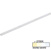 """Task Lighting sempriaLED® F Series Model SF9 6-3/4"""" to 48-3/4"""" Flat Mini Strip Light Frosted Fixture, Medium - Higher Light Output, Warm White 2700k"""
