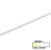 """Task Lighting sempriaLED® F Series Model SF9 6-3/4"""" to 48-3/4"""" Flat Mini Strip Light Frosted Fixture, Medium - Higher Light Output, Cool White 4000k"""