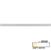 LED Angled Strip Light Fixture, Daylight White 5000k View 1
