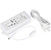 """Task Lighting Plug-In Power Supply with Constant Voltage, 60 Watts, 12V DC, White, 5-1/8"""" W x 2-1/16"""" D x 1-1/4"""" H"""