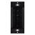 "Task Lighting illumaLED™ Quattro Series Wireless 1-Zone Uno LED Controller in Black, 1-5/16"" W x 3/8"" D x 2-5/8"" H"