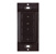 """Task Lighting illumaLED™ Quattro Series Wireless 1-Zone Uno LED Controller in Brown, 1-5/16"""" W x 3/8"""" D x 2-5/8"""" H"""
