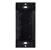 "Task Lighting illumaLED™ Quattro Series Wireless 2-Zone Duo LED Controller in Black, 1-5/16"" W x 3/8"" D x 2-5/8"" H"