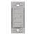 "Task Lighting illumaLED™ Quattro Series Wireless 2-Zone Duo LED Controller in Grey, 1-5/16"" W x 3/8"" D x 2-5/8"" H"