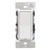 Tresco by Rev-A-Shelf 120V 300W Leviton Hardwired Wall Mounted Dimmer, Includes: Dimmer Switch and (3) Faceplates in White, Ivory and Light Almond