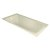 "Valley Acrylic OVO 60"" W x 32"" D Contemporary Biscuit Rectangular Acrylic Undermount Bathtub, 57-1/2"" W x 31"" D x 20"" H"