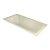 "Valley Acrylic OVO 66"" W x 32"" D Contemporary Biscuit Rectangular Acrylic Undermount Bathtub, 63-1/2"" W x 30-3/4"" D x 20"" H"