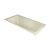 "Valley Acrylic OVO 72"" W x 32"" D Contemporary Biscuit Rectangular Acrylic Undermount Bathtub, 69-3/4"" W x 31"" D x 20"" H"