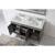 Grey Sink Set Top Open View