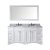 White Product View w/ Square Sink