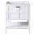 Virtu USA Winterfell 30'' Single Bathroom Vanity in White