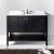 """Virtu USA Winterfell 48"""" Single Bathroom Vanity Cabinet Set"""