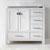 Virtu USA 36'' Caroline Avenue Single Sink Vanity Cabinet Only