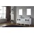 "Virtu USA Dior 74"" Double Sink Bathroom Vanity Set"