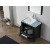"Virtu USA Dior 32"" Single Sink Bathroom Vanity Set"