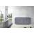 "Virtu USA 78"" Caroline Parkway Double Sink Cabinet, Grey"