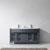Grey w/ Stone Top - No Mirror