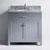 """Virtu Caroline 36"""" Single Bathroom Vanity Cabinet Set"""