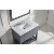 "Virtu Caroline Estate 36"" Single Bathroom Vanity Set"