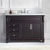 "Virtu USA Victoria 48"" Single Bathroom Vanity Cabinet Set"