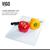 Vigo Kitchen Sink Complimentary Cutting Board