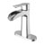 Chrome Faucet with Deck Plate - Product View