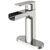 Brushed Nickel Faucet with Deck Plate - Product View
