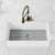 Vigo Matte Gold/Matte Black with Deck Plate Lifestyle 3