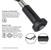 Stainless Steel / Matte Black Spray Head Info