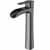 Vigo Graphite Faucet Black Display View
