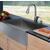 Vigo Farmhouse Stainless Steel Kitchen Sink, Faucet and Dispenser